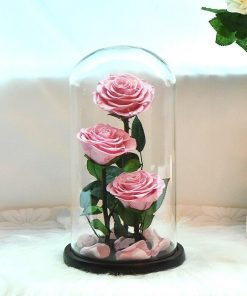 Bouquet De Roses Éternelle